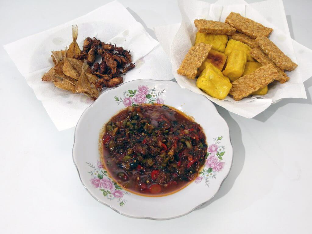 Sambal Boedjang - menu olahan sambal tanpa cobek/coet/ulekan